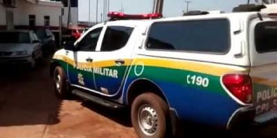 Suspeito de tentativa de homicídio no bairro Cidade Alta