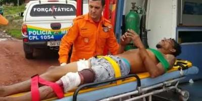 TENTATIVA HOMICIDIO BEIRA RIO