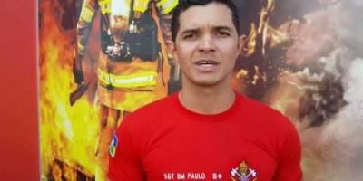 SGT BM Paulo fala sobre a ocorrência de afogamento na linha 196