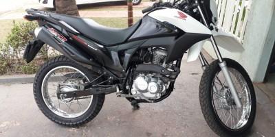 Vende-se NXR Bros 160 cc