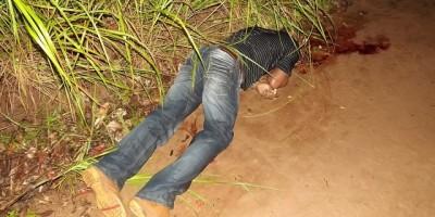 Rolim de Moura - Homem é encontrado morto vítima de disparo de arma de fogo.