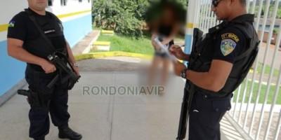 MONTE NEGRO: SUSPEITO TENTA DEGOLAR TRABALHADOR RURAL COM UMA FACA - IMAGEM FORTE