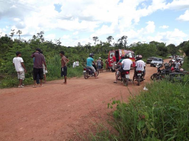 Rolim De Moura- Homem morre afogado em Zona Rural do município.