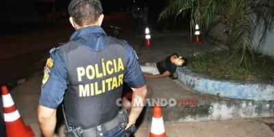 Ji-Paraná - HOMICÍDIO - Usuário de drogas é executado a tiros