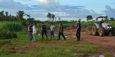 Guajará-Mirim - Servidor da SEMOSP morre eletrocutado com fio de alta tensão