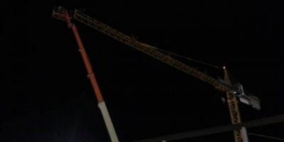 Porto Velho/RO - Negociadores do Corpo de Bombeiros evitam uma tentativa de suicídio