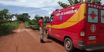 Rolim de Moura – Jovem Sem Noção Passa Trote Para Os Bombeiros.