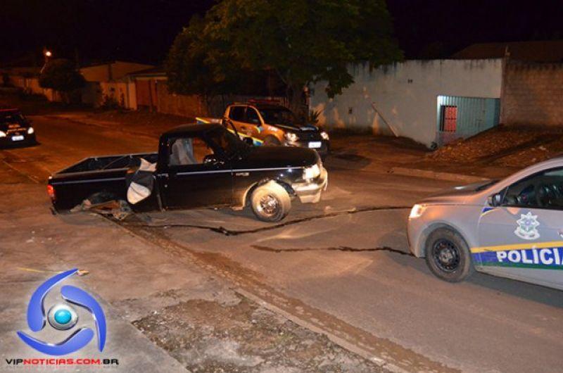 Ji-Paraná – Após perseguição cinematográfica Polícia Militar prende condutor embriagado