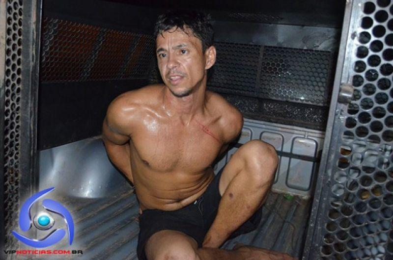 Ji-Paraná – Assaltante apanha de vítima e ainda quer registrar ocorrência de lesão corporal