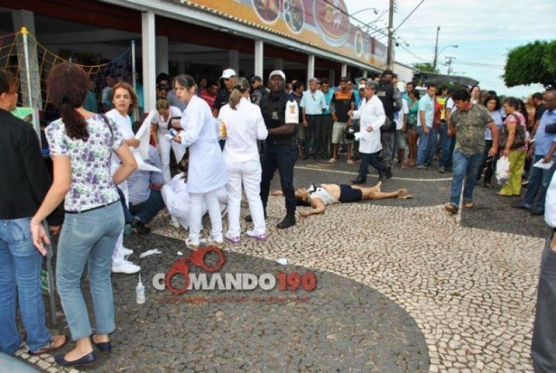 Policial Militar da Reserva Remunerada mata cunhada, fere irmão e irmã, em Ji-Paraná