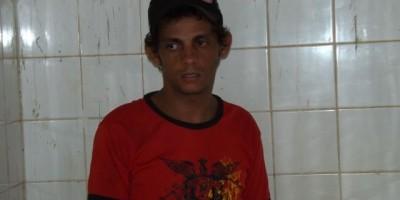 Nova Brasilândia - Polícia Militar recupera objeto furtado e detém Suspeito.