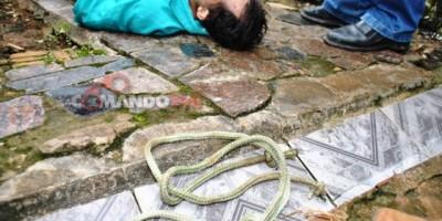 Ji-Paraná – Homem se suicida dentro do Presídio Central após ser preso por não pagar Pensão Alimentícia, em Ji-Paraná