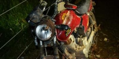 Ariquemes - Mulher morre após perder o controle de motocicleta ao passar em buraco na BR-364