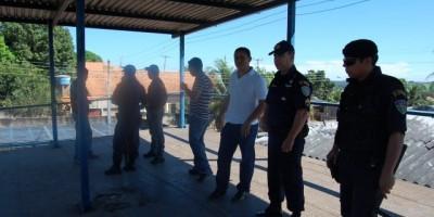 Santa Luzia – Princípio de rebelião na Cadeia Pública de Santa Luzia
