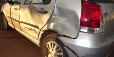 Rolim de Moura – Acidente de trânsito no cruzamento da Avenida Porto Velho com Rua Barão de Melgaço