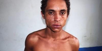 Rolim de Moura –  Homem é detido acusado de furtar residência na Avenida Recife