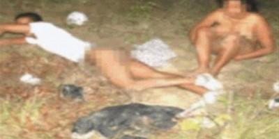 Vilhena - Casais são flagrados fazendo sexo em via pública