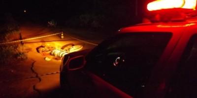 Rolim de Moura –  Homem é morto com pelo menos 04 tiros