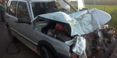 Nova Brasilândia –  Acidente de trânsito com vítima fatal entre Santana do Guaporé e Nova Brasilândia
