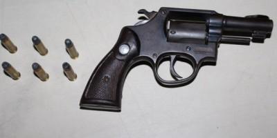 Rolim de Moura –  PM prende homem com arma de fogo  em bar no bairro Cidade Alta