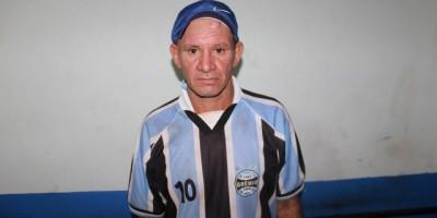Rolim de Moura – Polícia Militar recaptura foragido do sistema prisional