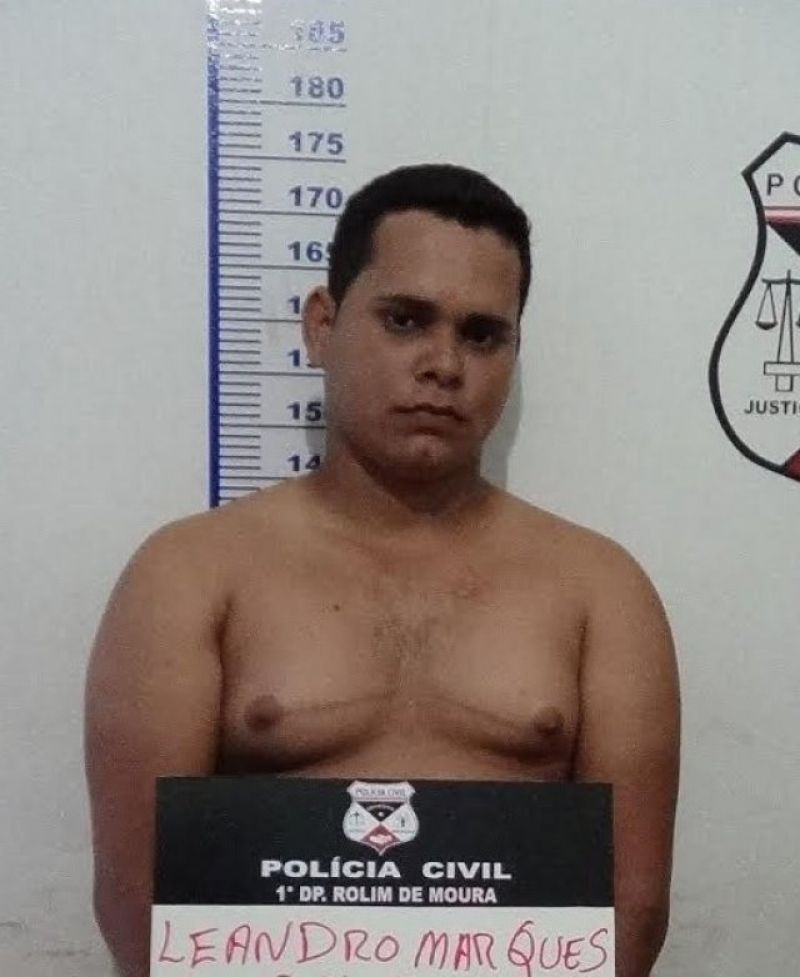 Rolim de Moura – Polícia Civil Prende Mais Um Acusado De Tráfico De Drogas
