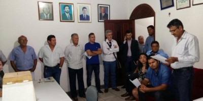 Utilidade Pública - Eleita a nova diretoria da Federação de Agricultura e Pecuária do Estado de Rondônia - FAPERON