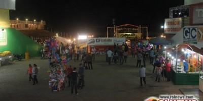 1ª Noite da Expoagro traz abertura do Rodeio e show de Motocross com Joaninha