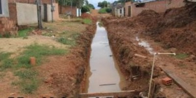 Porto Velho - Verba de esgoto sanitário bloqueada