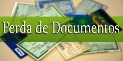 Utilidade Pública – Perda de documentos em nome de Nair Patronilha de Lima e Laesse Soares de Lima