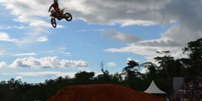 Rolim de Moura - 3ª Etapa do Campeonato de Motocross atrai público de 5 mil pessoas