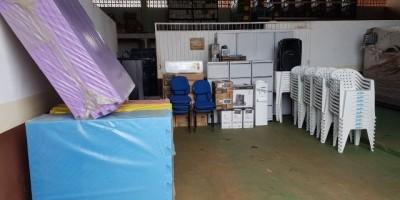 Rolim de Moura - Prefeito Luizão entrega equipamentos novos para Secretaria de Assistência Social