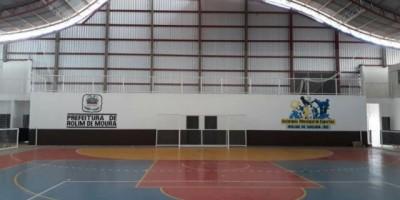 Rolim de Moura  - Ninho do Pássaro será inaugurado hoje com atividades esportivas