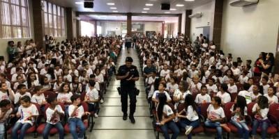 Cacoal - PROERD no 4° Batalhão de Polícia Militar forma mais de 600 alunos no primeiro semestre de 2018