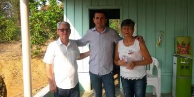 Campanha - Adriano Bombeiro; Projeto de incentivo a população da terceira idade