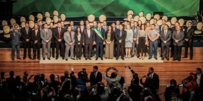 Rondônia - Nova equipe do Governo é empossada por Marcos Rocha