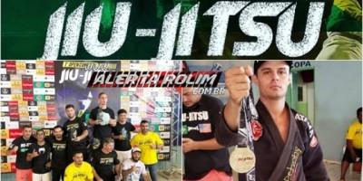 Cabo da Polícia Militar do 10º BPM em Rolim de Moura sagra-se campeão em Jiu-jitsu em duas categorias