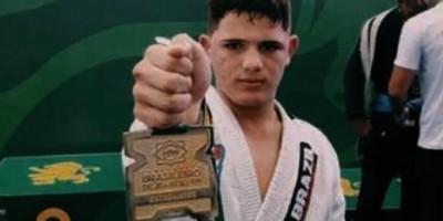 Esporte - Atleta rolimourense se destaca no Jiu-jitsu Nacional