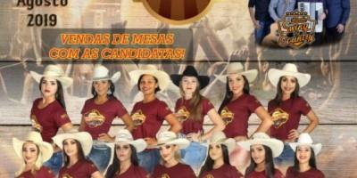 Hoje acontece o lançamento do baile da rainha da Expoagro no buteco do Juliano; Conheça as 20 candidatas