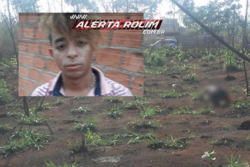 Rolim de Moura – Atualizada! Homem encontrado morto no setor chacareiro foi identificado por familiares