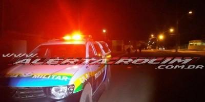 Rolim de Moura – Três roubos em sequência foram registrados durante a noite de quinta-feira