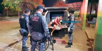 Bandido perigoso é ferido durante confronto e acaba preso com comparsas, em Porto Velho