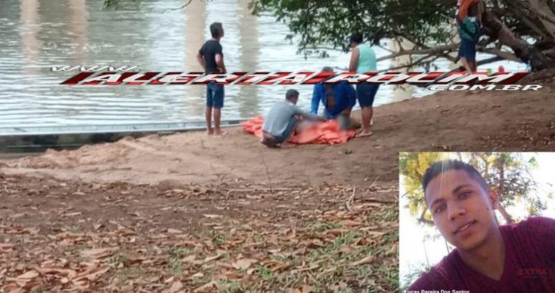 Cacoal – Corpo de jovem que desapareceu no rio machado é encontrado boiando