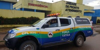 Criança morre em UPA de Porto Velho com suspeita de estupro