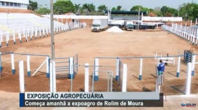 Exposição Agropecuária em Rolim começa amanhã com show, rodeio e prêmios em dinheiro
