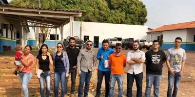 Faculdade São Paulo garante parceria com a Polícia Militar, através de projetos para construção do novo prédio do 10º Batalhão em Rolim de Moura