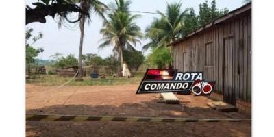 Homem é morto suspeita ser vítima de latrocínio em área rural de São Miguel do Guaporé