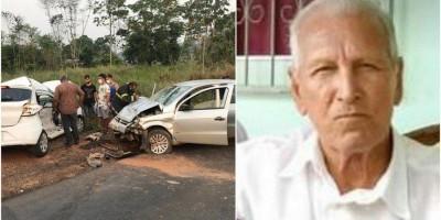 Jaru - Não resiste e morre a terceira vítima do acidente desta sexta-feira 13