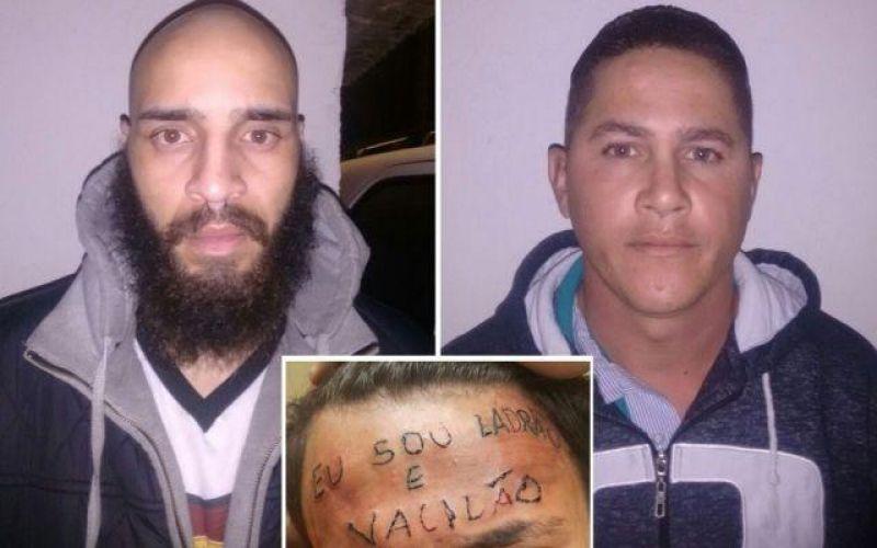 Jovem tatuado na testa é condenado a 4 anos e 8 meses de prisão por roubo no ABC Paulista