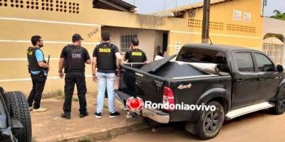MP e Polícia Civil deflagram operação com desdobramento da Pau Oco e apreendem 350 kg de cocaína pura , em Porto Velho